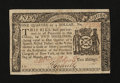 Colonial Notes:New York, New York March 5, 1776 $1/4 Choice About New....