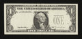 Error Notes:Missing Third Printing, Fr. 1921-? $1 1995 Federal Reserve Note. Very Fine.. ...