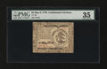 Colonial Notes:Continental Congress Issues, Continental Currency May 9, 1776 $3 PMG Choice Very Fine 35....