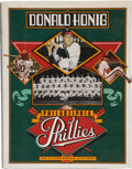 Autographs:Others, Philadelphia Phillies Signed Book. ...