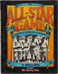 Autographs:Others, All-Star Game Signed Book. ...