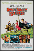 """Movie Posters:Adventure, Swiss Family Robinson Lot (Buena Vista, R-1975). One Sheets (3)(27"""" X 41""""). Adventure.. ... (Total: 3 Items)"""