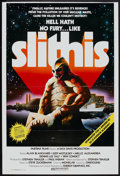 "Movie Posters:Horror, Slithis (Fabtrax Films, 1978). One Sheet (27"" X 40"") Flat-Folded. Horror.. ..."