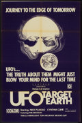 """Movie Posters:Science Fiction, UFO: Target Earth (Maron Films, 1974). One Sheet (27"""" X 40.5""""). Science Fiction.. ..."""
