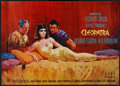 "Movie Posters:Historical Drama, Cleopatra (20th Century Fox, 1963). German A0 (33"" X 47"").Historical Drama.. ..."
