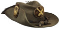 Military & Patriotic:Civil War, The Burnside Hat: Certainly Among the Rarest and Most Rakish Forms of Civil War Union Officer's Headgear. ...