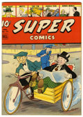 Golden Age (1938-1955):Miscellaneous, Super Comics #73 Rockford pedigree (Dell, 1944) Condition: VF/NM....