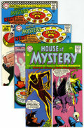 Silver Age (1956-1969):Horror, House of Mystery #151, 156, and 160 Group (DC, 1965-66) Condition:Average VF-.... (Total: 3)