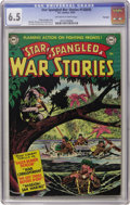 Golden Age (1938-1955):War, Star Spangled War Stories #133 (#3) Big Apple pedigree (DC, 1952)CGC FN+ 6.5 Off-white to white pages....