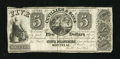 Canadian Currency: , Montreal, LC- Cuvillier & Sons $5 Apr. 11, 1867. ...