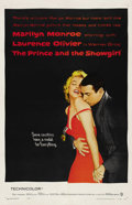 "Movie Posters:Romance, The Prince and the Showgirl (Warner Brothers, 1957). One Sheet (27"" X 41""). ..."