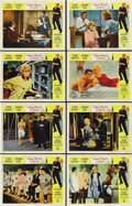 """Movie Posters:Comedy, That Touch of Mink (Universal, 1962). Lobby Card Set of 8 (11"""" X 14""""). ... (Total: 8 Items)"""