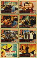 """Movie Posters:Romance, When You're in Love (Columbia, 1937). Lobby Card Set of 8 (11"""" X 14""""). ... (Total: 8 Items)"""