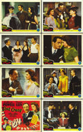 "Movie Posters:Comedy, Love Crazy (MGM, 1941). Lobby Card Set of 8 (11"" X 14""). ...(Total: 8 Items)"