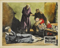 "Movie Posters:Horror, The Wizard (Fox, 1927). Lobby Card (11"" X 14""). ..."