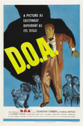 "Movie Posters:Film Noir, D.O.A. (United Artists, 1950). One Sheet (27"" X 41"")...."