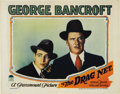 "Movie Posters:Crime, The Drag Net (Paramount, 1928). Lobby Card (11"" X 14""). ..."