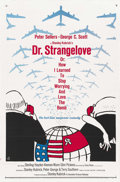 "Movie Posters:Comedy, Dr. Strangelove or: How I Learned to Stop Worrying and Love theBomb (Columbia, 1964). One Sheet (27"" X 41""). ..."