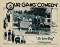 "Movie Posters:Comedy, The Love Bug (Pathe', 1925). Lobby Card (11"" X 14""). ..."