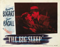 "Movie Posters:Crime, The Big Sleep (Warner Brothers, 1946). Lobby Card (11"" X 14""). ..."