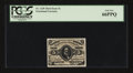 Fractional Currency:Third Issue, Fr. 1238 5¢ Third Issue PCGS Gem New 66PPQ....