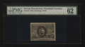 Fractional Currency:Second Issue, Fr. 1316 50¢ Second Issue PMG Uncirculated 62 EPQ....
