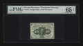 Fractional Currency:First Issue, Fr. 1242 10¢ First Issue PMG Gem Uncirculated 65 EPQ....