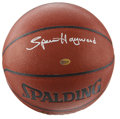 Basketball Collectibles:Balls, Spencer Haywood Signed Basketball....
