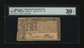 Colonial Notes:Maryland, Maryland April 10, 1774 $8 PMG Very Fine 30 EPQ....