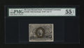 Fractional Currency:Second Issue, Fr. 1288 25c Second Issue PMG About Uncirculated 55 EPQ....
