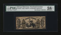 Fractional Currency:Third Issue, Fr. 1355 50c Third Issue Justice PMG Choice About Unc 58 EPQ....