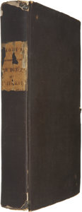 Books:Non-fiction, W. H. Emory. Notes of a Military Reconnaissance. Washington:Wendell and Van Benthuysen, 1848.... (Total: 2 Items)