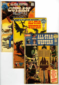 Bronze Age (1970-1979):Western, All-Star Western Group (DC, 1970-72) Condition: Average VG+.... (Total: 11 Comic Books)