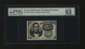 Fractional Currency:Fifth Issue, Fr. 1264 10¢ Fifth Issue PMG Choice Uncirculated 63 EPQ....
