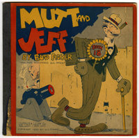 Mutt and Jeff Book 18 (Cupples & Leon, 1933) Condition: GD/VG