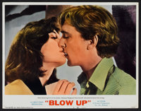 """Blow-Up (MGM, 1967). Lobby Card Set of 8 (11"""" X 14""""). Thriller. ... (Total: 8 Items)"""