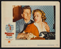 """Detective Story (Paramount, 1951). Lobby Card Set of 8 (11"""" X 14""""). Crime. ... (Total: 8 Items)"""