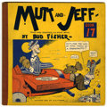 Platinum Age (1897-1937):Miscellaneous, Mutt and Jeff Book 17 (Cupples & Leon, 1932) Condition: FN....