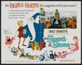 "Movie Posters:Animated, The Sword in the Stone (Buena Vista, 1963). Half Sheet (22"" X 28"").Animated.. ..."