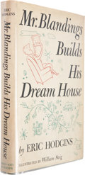 Books:Signed Editions, Eric Hodgins. Mr. Blandings Builds His Dream House. NewYork: Simon and Schuster, 1946. First edition. Signed ...