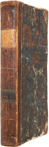 "Books, [Francis Scott Key]. Early Appearance of ""The Star-Spangled Banner""in The Analectic Magazine, Volume IV, 1814. Four iss..."