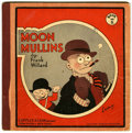 Platinum Age (1897-1937):Miscellaneous, Moon Mullins Book 5 (Cupples & Leon, 1931) Condition: GD....