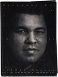 Boxing Collectibles:Autographs, Muhammad Ali Signed Book. ...
