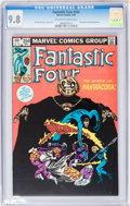 Modern Age (1980-Present):Superhero, Fantastic Four CGC-Graded Group (Marvel, 1983-84) CGC NM/MT 9.8....(Total: 4 Comic Books)