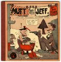 Platinum Age (1897-1937):Miscellaneous, Mutt and Jeff Book 12 (Cupples & Leon, 1927) Condition: VG/FN....