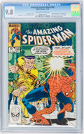 Modern Age (1980-Present):Superhero, The Amazing Spider-Man #246-248 CGC-Graded Group (Marvel, 1983-84)CGC NM/MT 9.8 Off-white to white pages.... (Total: 3 Comic Books)