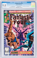 Modern Age (1980-Present):Superhero, Fantastic Four #231, 237, and 242 CGC-Graded Group (Marvel,1981-82) CGC NM/MT 9.8.... (Total: 3 Comic Books)