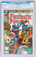 Modern Age (1980-Present):Superhero, Fantastic Four #226, 227, and 229 CGC-Graded Group (Marvel, 1981)CGC NM/MT 9.8 White pages.... (Total: 3 Comic Books)