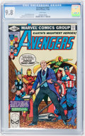 Modern Age (1980-Present):Superhero, The Avengers #201-203 CGC-Graded Group (Marvel, 1980-81) CGC NM/MT9.8 White pages.... (Total: 3 Comic Books)
