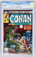 Modern Age (1980-Present):Superhero, Conan the Barbarian #113 and 125-127 CGC-Graded Group (Marvel,1980-81) CGC NM/MT 9.8 White pages.... (Total: 4 Comic Books)
